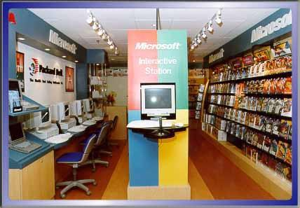 Alphasoft's Microsoft Interactive Station - Try before you buy!